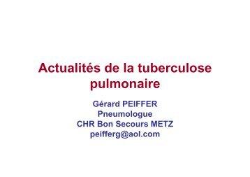 exposé du Dr Peiffer pneumologue - ammppu