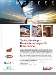 Herausforderungen für Unternehmer - Tankstellenmarkt