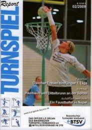 02/2009 - Bayerischer Turnspiel- Verband