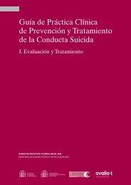 Guía de Práctica Clínica de Prevención y Tratamiento ... - GuíaSalud