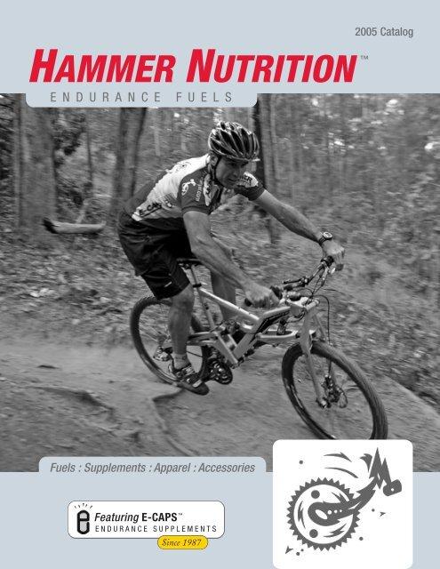 HAMMER NUTRITION Mountain Road TRI Bike Sticker Decal