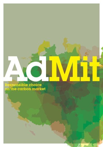 AdMit information - CARE Climate Change