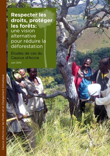 rapport - CARE Climate Change