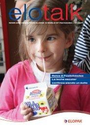 retos & posibilidades la leche escolar continúa siendo un ... - Elopak