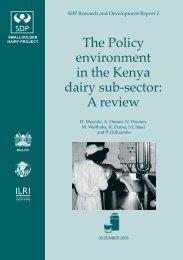 Muriuki et al-2003-Policy environment report.pdf - ILRI