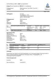 GUTACHTEN zur ABE Nr. 48221 nach §22 StVZO Anlage 19 zum ...