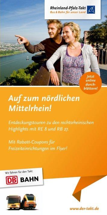 Auf zum nördlichen Mittelrhein!