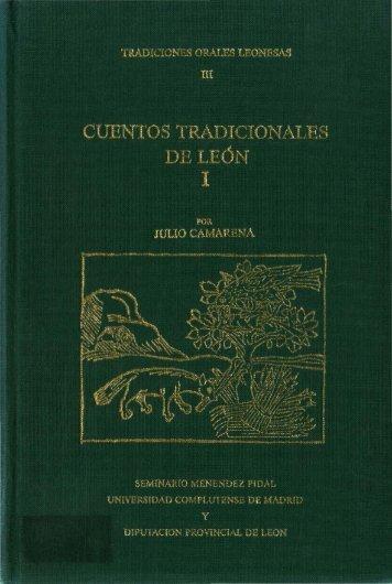 Cuentos tradicionales de León I