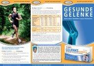 GESUNDE GELENKE - Apomedica