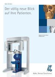 Der völlig neue Blick auf Ihre Patienten. - 3d-roentgen.ch