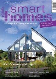 Den Sommer verlängern - Smart Homes