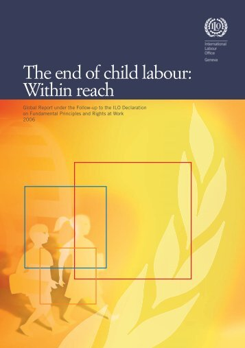 The end of child labour - International Labour Organization