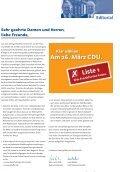 Nr. 1 März 2006 - CDU-Kreisverband Frankfurt am Main - Page 3