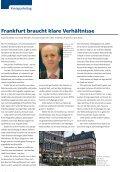 Nr. 1 März 2006 - CDU-Kreisverband Frankfurt am Main - Page 6