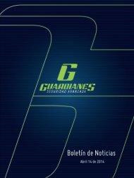 Boletín Informativo de Guardianes6
