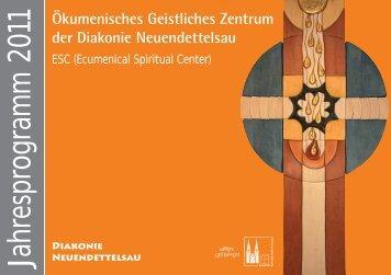 ESC (Ecumenical Spiritual Center) - Diakonie Neuendettelsau