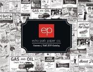 Catalog - Echo Park