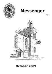 October - St. James' and St. Basil's Church, Fenham