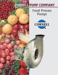 Cornell-Food-Process.. - BBC Pump and Equipment