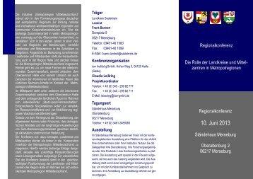 Programm und Anmeldung (PDF) - Wirtschaftsinitiative für ...