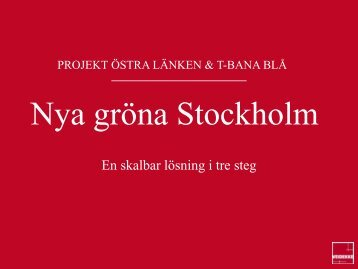 Rikard Dahlströms presentation 1.1 MB pdf - SNS