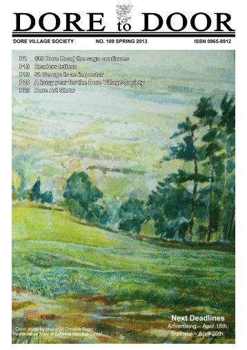 Edition 109 - Spring 2013 - Open Dore