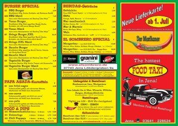 Karte To Goo 2_2012 - El Sombrero