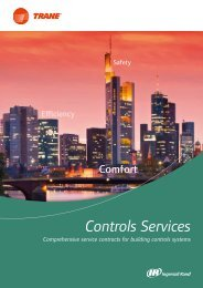 Controls Services - HVAC Systems & Solutions for Engineers - Trane