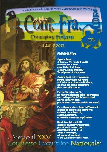 ...Verso il XXV Congresso Eucaristico Nazionale2 ...Verso il XXV ...