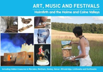 Art, Music and Festivals in Holmfirth - thedms