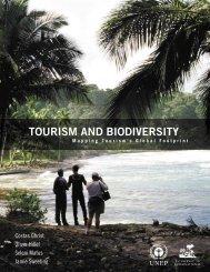 TOURISM AND BIODIVERSITY - DTIE