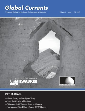Fall 2007 Global Currents - UW-Milwaukee