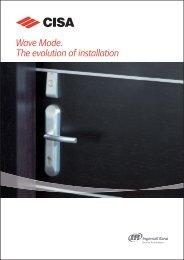 Wave Mode. The evolution of installation - DAP ducasse