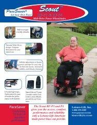 Printable Brochure - PaceSaver.com