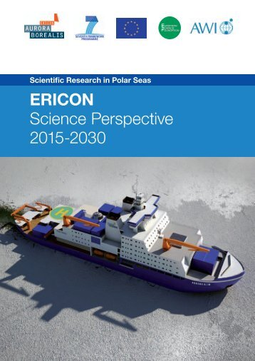 ERICON Science Perspective 2015-2030 - European Science ...