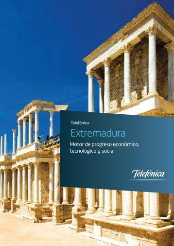 Extremadura - Atlas de Telefónica