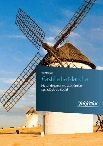 Castilla La Mancha - Atlas de Telefónica