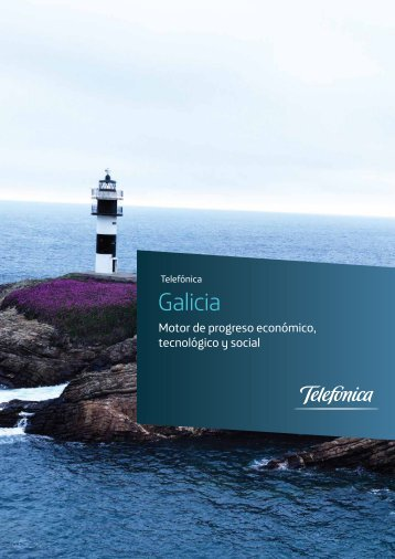 Galicia - Atlas de Telefónica