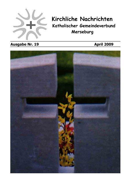 Ausgabe Nr. 19, April 2009 ( PDF -Datei, 338 kB) - Katholische ...