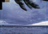 Les menaces - Direction de l'environnement de la Polynésie française