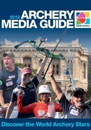 Archery MediA Guide - FITA
