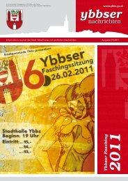 ybbser - Stadtgemeinde Ybbs an der Donau