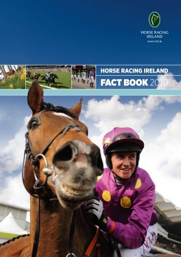 HRI Fact Book 2010 - Horse Racing Ireland