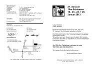 Schiessplan stehend - EASV