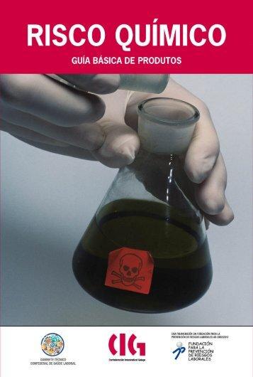 Risco químico: Guía básica de produtos - Saúde Laboral