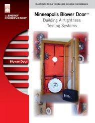 Minneapolis Blower Door™ - IvyTools.com