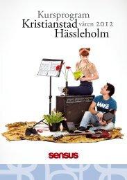 Kristianstad Hässleholm - Sensus