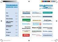 PDF zum Download - Toni Brugger - Verlags & Medienservice