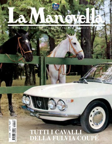 tutti i cavalli della fulvia coupé - Automotoclub Storico Italiano