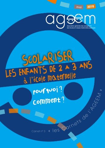 SCOLARISER - IEN 10e circonscription Nanterre 2